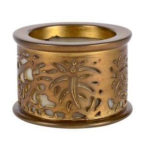 Tiffany Studios bronze desk box