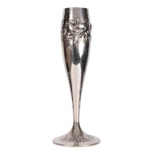 J Tostrup silver vase