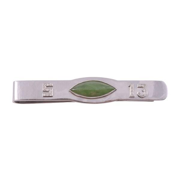 jade money clip