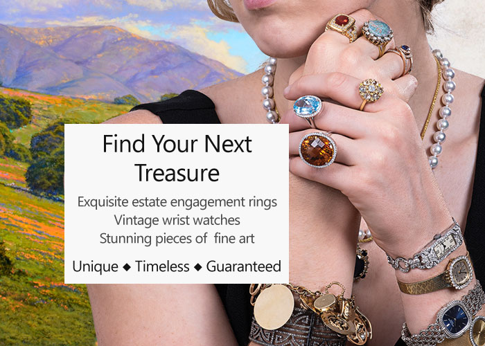 Find Your Next Treasure
