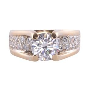 VS2 diamond ring