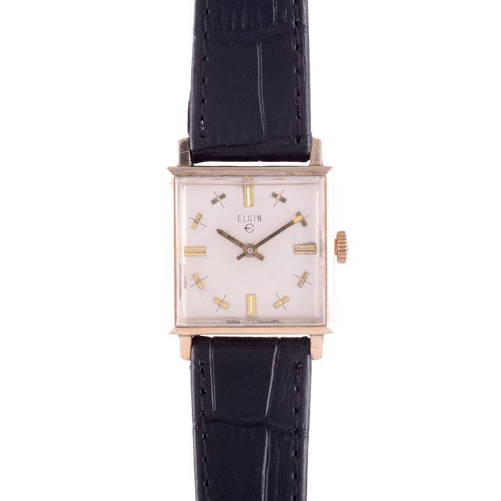 Elgin wrist watch