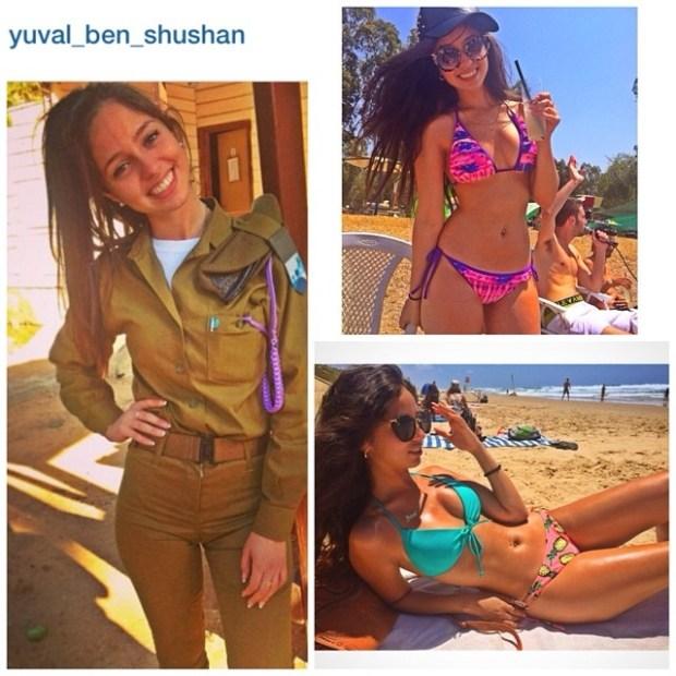 Israeli Soldier Girl Pic (119)