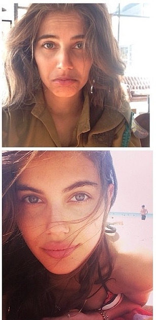 Israeli Soldier Girl Pic (130)