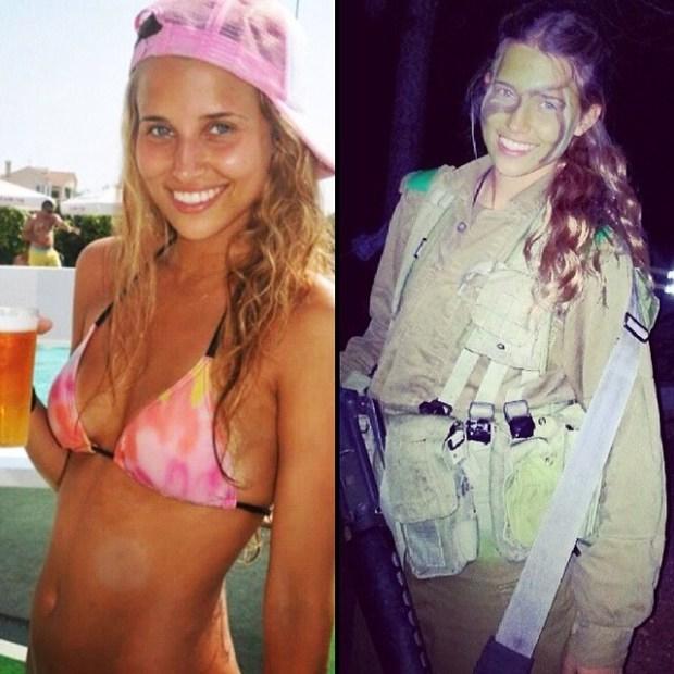 Israeli Soldier Girl Pic (133)
