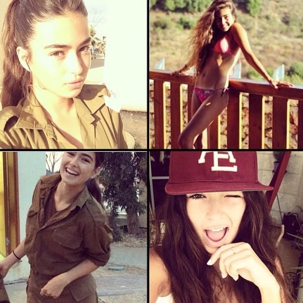 Israeli Soldier Girl Pic (138)