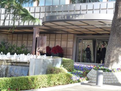 Hotel Villa Magna 1 – Solvency II Wire