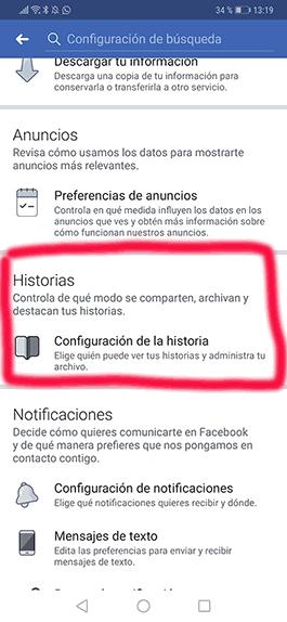 Como Ver Mi Archivo De Historias En Facebook