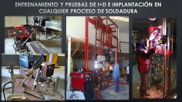 Electrodo, MIG/MAG, TIG, SAW, Todos los procesos Soldadura