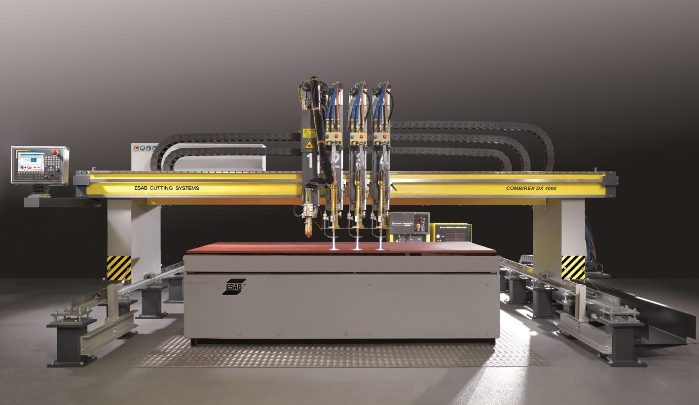 Corte automatizado alta precision