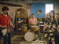 Zoe Lister-Jones as Anna, Adam Pally as Ben and Fred Armisen as Dave in Zoe Lister-Jones' BAND AID. Courtesy of IFC Films. An IFC Films release.