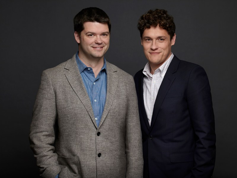 Phil Lord and Chris Miller.