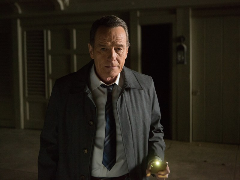 Bryan Cranston as Howard Wakefield in Robin Swicord's Wakefield, an IFC Films release.