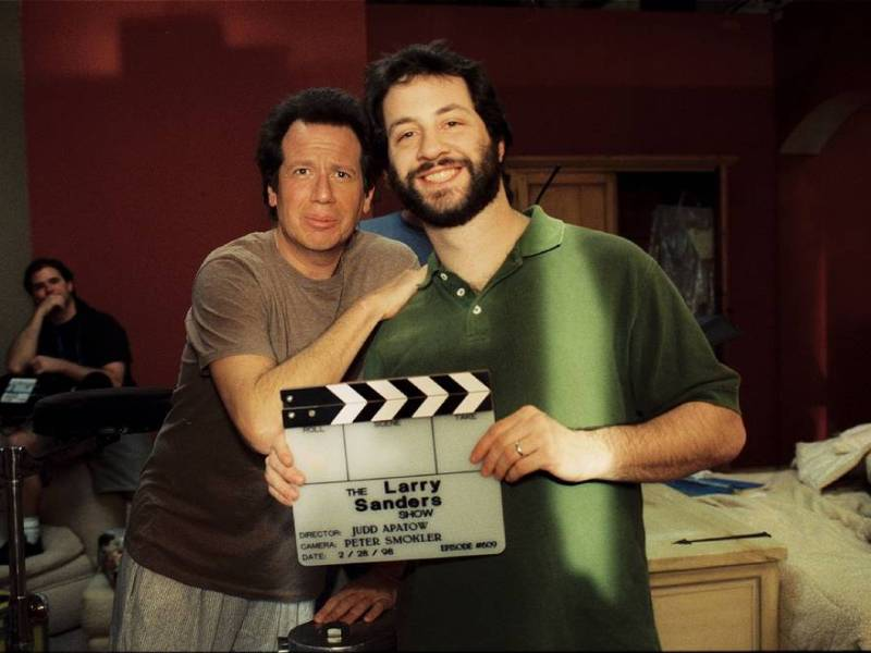 Judd Apatow pays tribute to the late comedian with The Zen Diaries of Garry Shandling