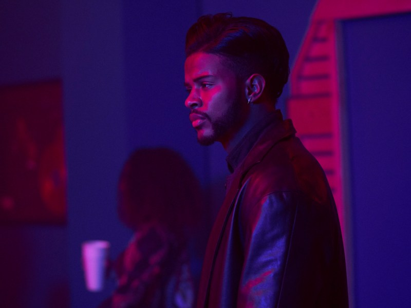 Trevor Jackson stars in SUPERFLY.