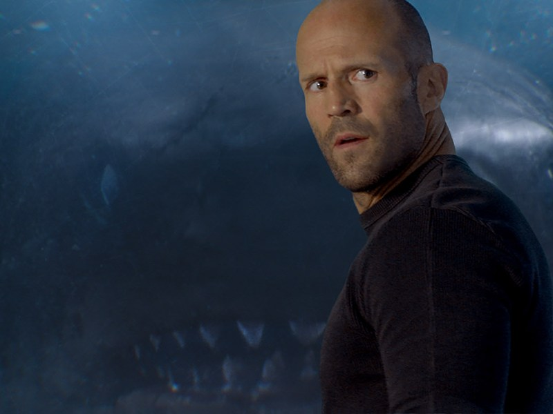 "JASON STATHAM as Jonas Taylor in Warner Bros. Pictures' and Gravity Pictures' action adventure ""THE MEG,"" a Warner Bros. Pictures release."