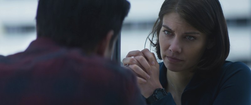 Lauren Cohan stars as Alice in the STXfilms' MILE 22.