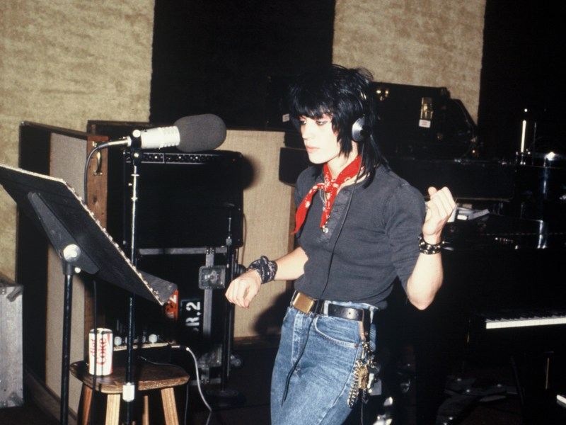 Joan Jett in BAD REPUTATION, a Magnolia Pictures release.