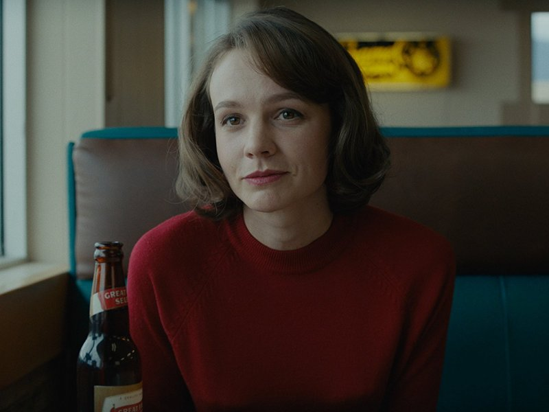 Carey Mulligan as Jeanette Brinson in Paul Dano's WILDLIFE.