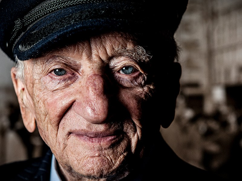 Ben Ferencz in Prosecuting Evil: The Extraordinary World of Ben Ferencz