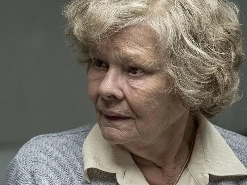 Dame Judi Dench in Red Joan.