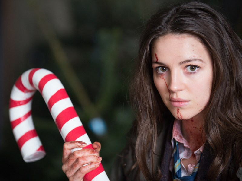 Ella Hunt stars in Orion Pictures' ANNA AND THE APOCALYPSE.