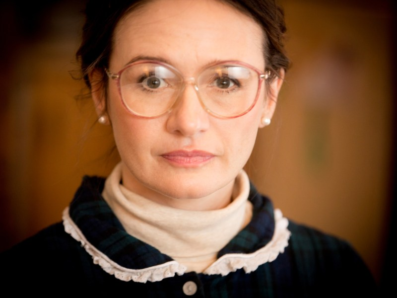 Emily Mortimer appears in One Cambodian Family Please for My Pleasure by A.M. Lukas, an official selection of the Shorts program at the 2019 Sundance Film Festival.