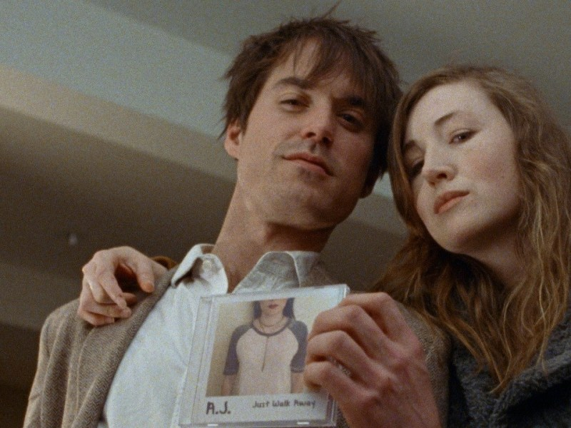 Thomas Matthews and Kate Lyn Sheil in Lost Holiday.