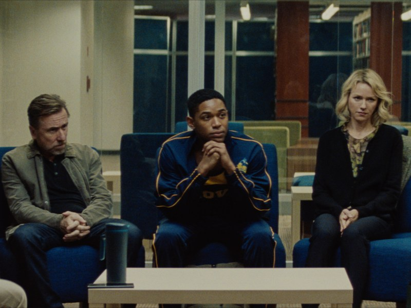 Tim Roth, Kelvin Harrison Jr., and Naomi Watts appear in Luce by Julius Onah, an official selection of the U.S. Dramatic Competition at the 2019 Sundance Film Festival.
