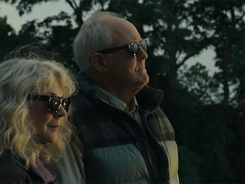 Blythe Danner and John Lithgow appear in The Tomorrow Man by Noble Jones, an official selection of the Premieres program at the 2019 Sundance Film Festival.