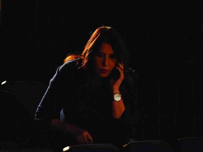 "Maggie (Lorraine Bracco) in ""Master Maggie."""