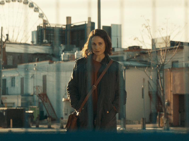 Tuppence Middleton in Clifton Hill