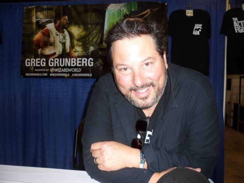 Greg Grunberg attends Wizard World Chicago 2019.