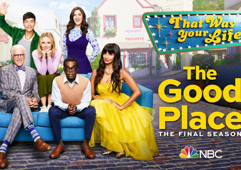The Good Place Key Art