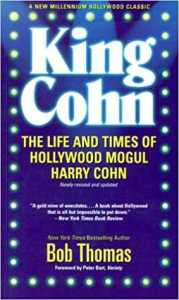 King Cohn by Bob Thomas