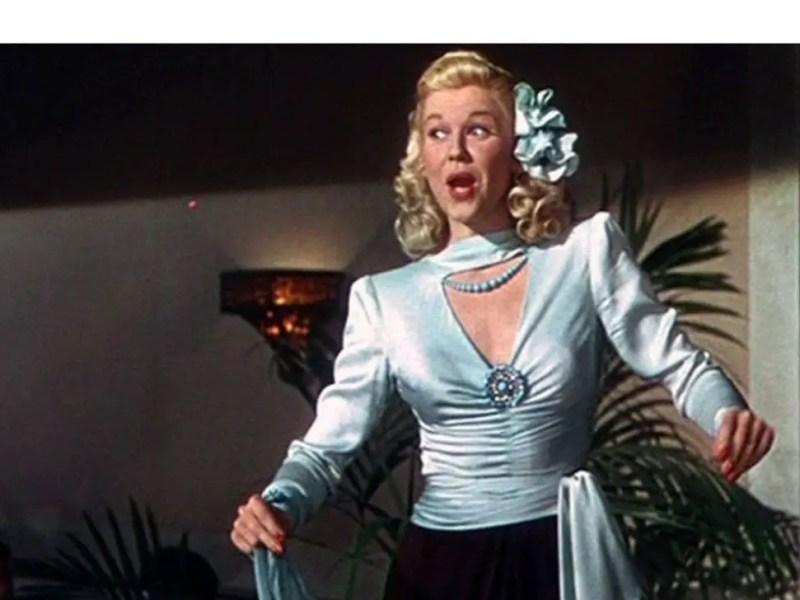 Doris Day in Romance on the High Seas