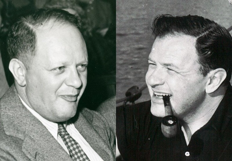 Herman and Joseph Mankiewicz