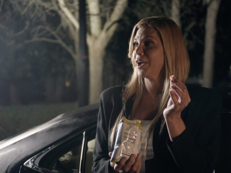 Candis Cayne as Marley in I Hate New Year's