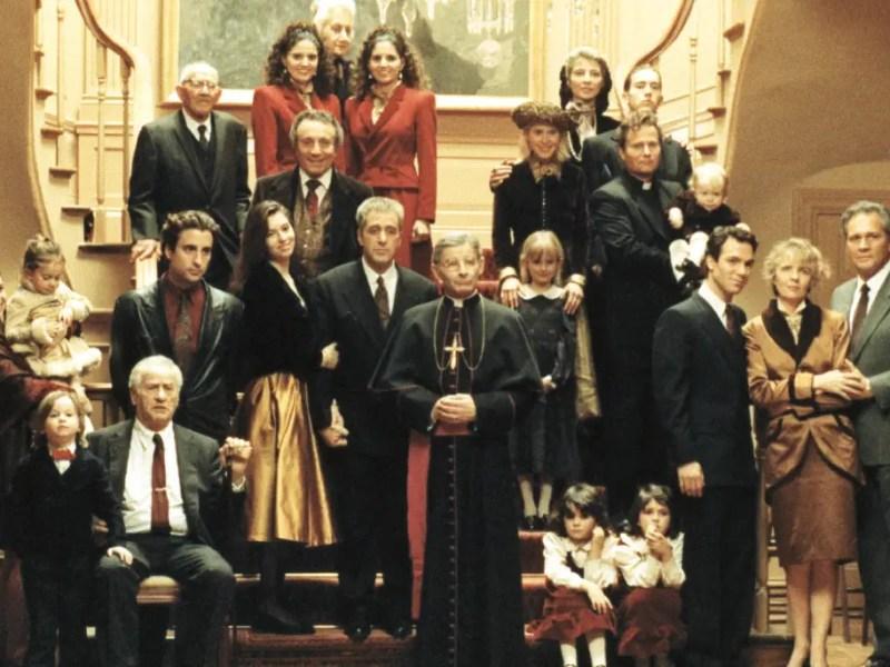 Mario Puzo's THE GODFATHER, Coda: The Death of Michael Corleone