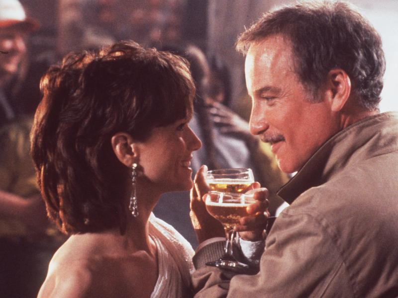 Holly Hunter and Richard Dreyfuss in Always