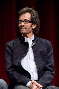 George Chakiris prior to a screening of West Side Story.