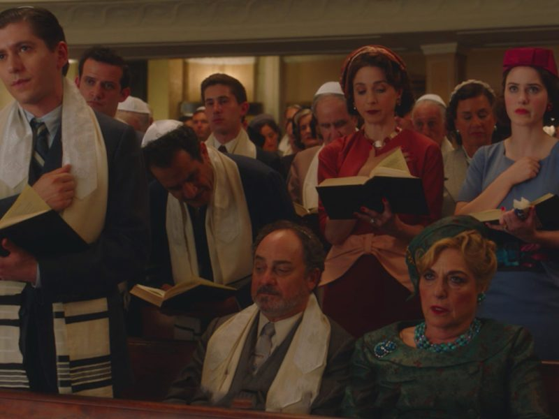 The Marvelous Mrs. Maisel, Jewish holidays, Yom KIppur