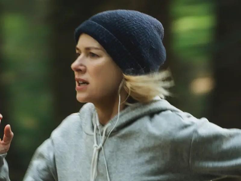 Naomi Watts in Lakewood.