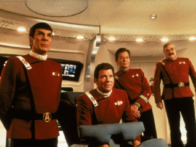 Star Trek IV: The Voyage Home, Star Trek: The 4-Movie Original Collection