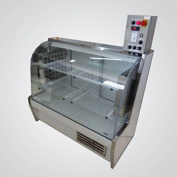 Módulo Didático Balcão de Refrigeração