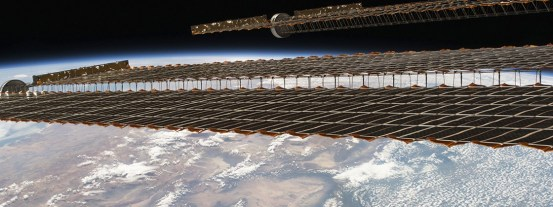Bacteria on the space station can produce food in space