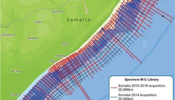 Ogaden Oil Map