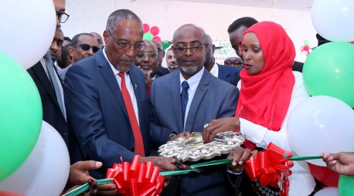 President Muse Bihi Officially opens the 8th Somaliland Business Fair