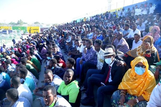 Somaliland Hargeisa Hosts 8th Edition Of Regional Sports Tournament Somaliland Sun