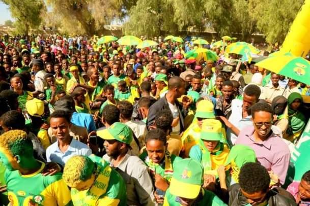 #Somalilandelections2021: President Bihi Solicits Votes for Kulmiye Party in Burao